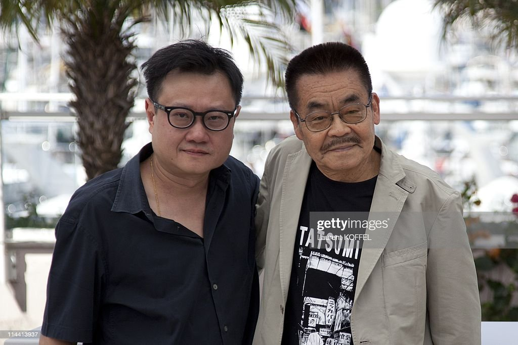 """Tatsumi"" Photocall - 64th Annual Cannes Film Festival - : Fotografía de noticias"