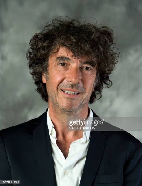 Director Eric Lavaine attends Colcoa French Film Festival day 9 on May 2 in Los Angeles California / AFP PHOTO / VALERIE MACON