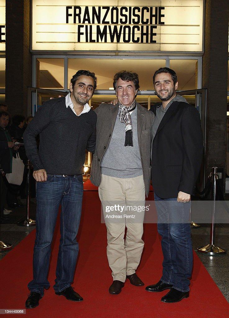 French Film Week Berlin Opens