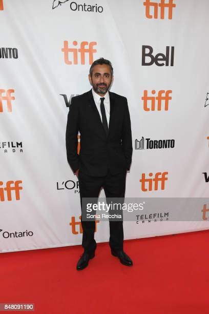 Director Eric Toledano attends the 'C'est la vie' premiere during the 2017 Toronto International Film Festival at Roy Thomson Hall on September 16...