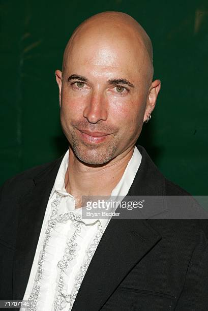 Director Ericson Core arrives at the premiere of Walt Disney Pictures 'Invincible' at the Ziegfeld Theatre on August 23 2006 in New York City