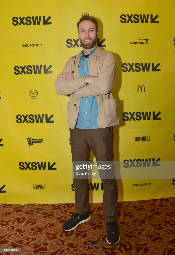 Director Erik Ljung attends the premiere of 'The Blood Is at the Doorstep' during 2017 SXSW Conference and Festivals at Alamo Ritz on March 13, 2017 in Austin, Texas.
