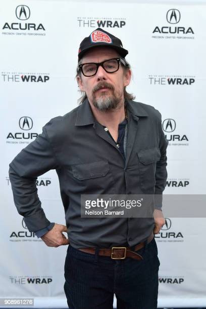 Director Ethan Hawke of 'Blaze' attends the Acura Studio at Sundance Film Festival 2018 on January 22 2018 in Park City Utah