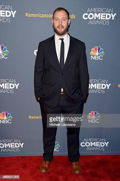 Director Evan Goldberg attends 2014 American Comedy Awards at Hammerstein Ballroom on April 26, 2014 in New York City.