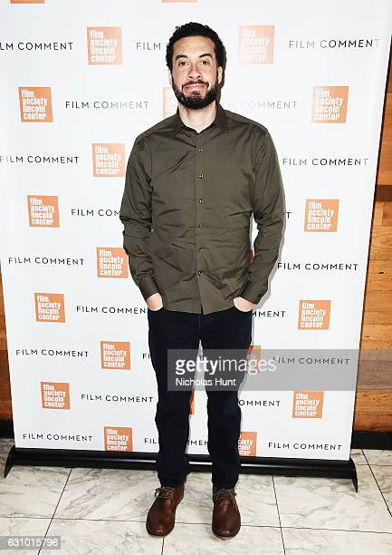 Director Ezra Edelman attends the 2016 Film Society Of Lincoln Center Film Comment Luncheon at Scarpetta on January 4 2017 in New York City
