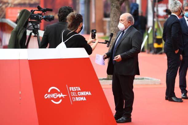 """ITA: """"Vera & Giuliano"""" Red Carpet - 15th Rome Film Festival 2020"""
