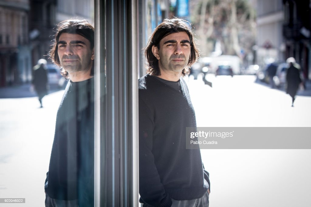 Director Fatih Akin attends the 'En La Sombra' photocall at Golem Cinema on February 21, 2018 in Madrid, Spain.