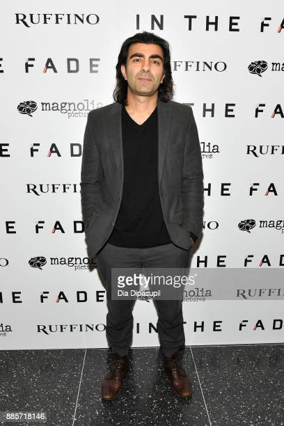 Director Fatih Akin attends the 'In the Fade' New York Premiere at the Museum of Modern Art on December 4 2017 in New York City