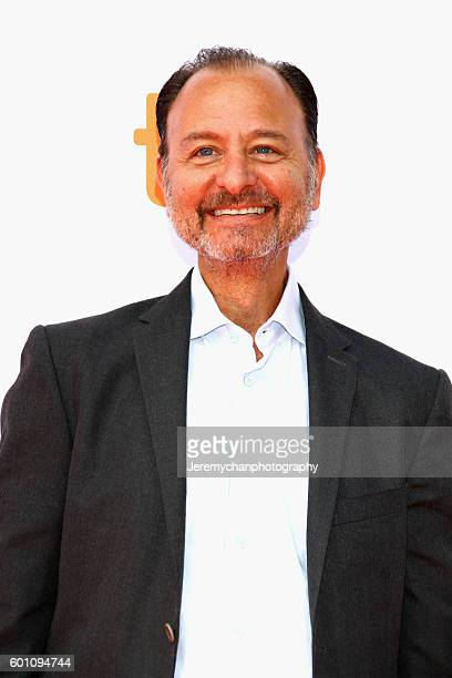 Director Fisher Stevens attends the 'Before The Flood' premiere held at Princess of Wales Theatre during the Toronto International Film Festival on...