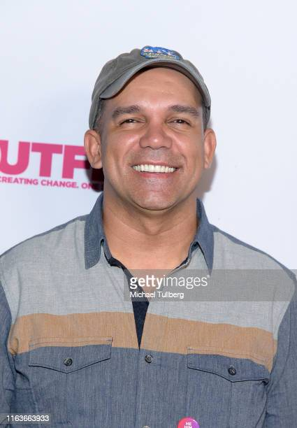Director Flavio Alves attends a screening of The Garden Left Behind at the 2019 Outfest Los Angeles LGBTQ Film Festival at Margo Albert Theatre on...