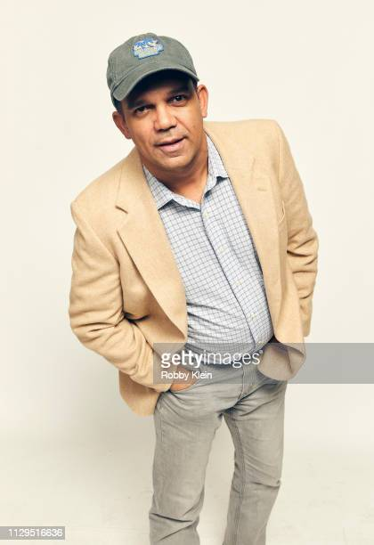 Director Flavio Alves of the film 'The Garden Left Behind' poses for a portrait at the 2019 SXSW Film Festival Portrait Studio on March 9 2019 in...