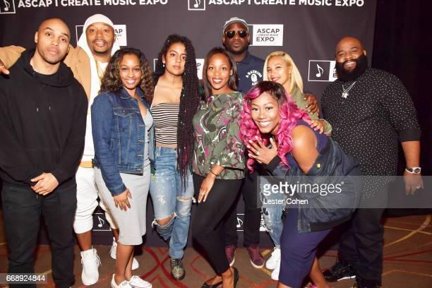 ASCAP Director for Rhythm Soul Jonathon Jones songwriterproducer Malik Yusef Jones ASCAP Associate Director for Rhythm Soul Moya Nkruma...