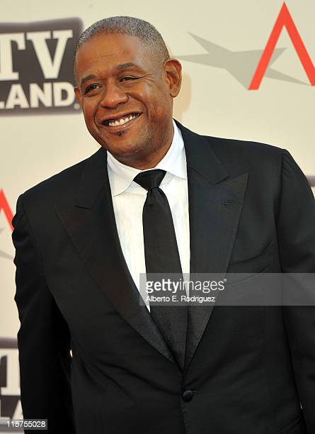 Director Forest Whitaker arrives at the 39th AFI Life Achievement Award Honoring Morgan Freeman held at Sony Pictures Studios on June 9 2011 in...