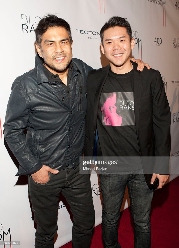 """Los Angeles Premiere Of """"Blood Ransom"""" : News Photo"""