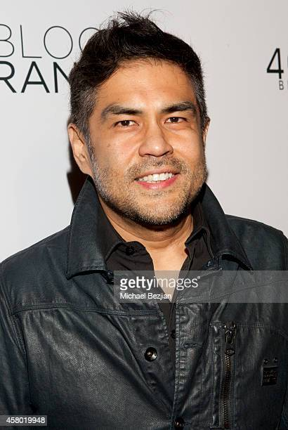 "Director Francis dela Torre attends the Los Angeles Premiere Of ""Blood Ransom"" on October 28, 2014 in Los Angeles, California."