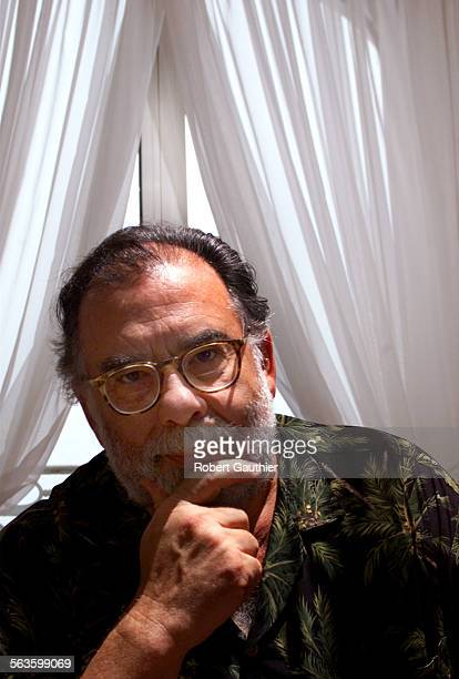 Director Francis Ford Coppola brings Apocalypse Now Redux to the Cannes Film Festival 21 years since the original showing