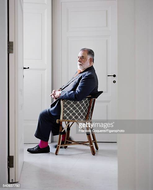 Director Francis Ford Coppola is photographed for Almaviva Magazine on November 1 2015 at Palazzo Margherita in Bernalda Italy PUBLISHED IMAGE CREDIT...