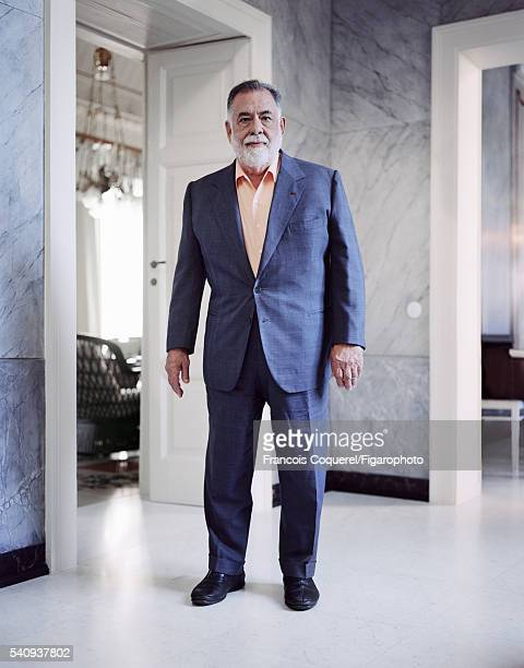 Director Francis Ford Coppola is photographed for Almaviva Magazine on November 1 2015 at Palazzo Palazzo Margherita in Bernalda Italy PUBLISHED...