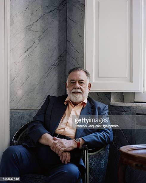 Director Francis Ford Coppola is photographed for Almaviva Magazine on November 1 2015 at Palazzo Margherita in Bernalda Italy CREDIT MUST READ...