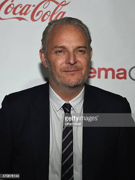 Director Francis Lawrence recipient of the Director of the Year Award attends The CinemaCon Big Screen Achievement Awards Brought to you by The...