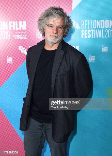 Director Francois Girard attends The Song of Names UK Premiere during the 63rd BFI London Film Festival at The Curzon Mayfair on October 06 2019 in...