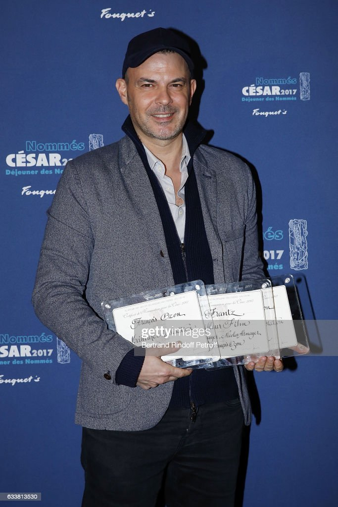 Cesar 2017 - Nominee Luncheon At Le Fouquet's