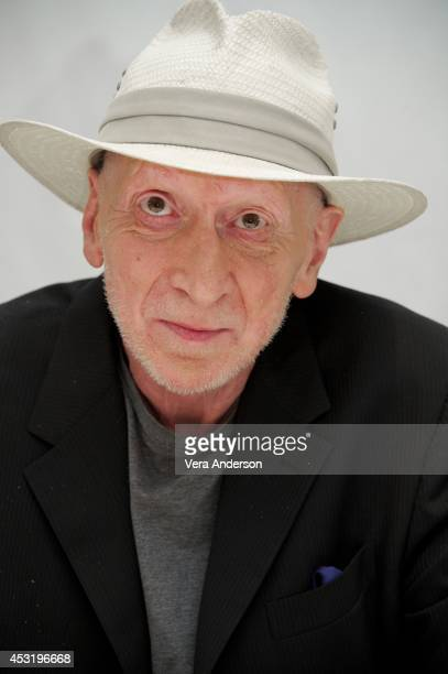 """Director Frank Miller at the """"Sin City: A Dame To Kill For"""" Press Conference at the Four Seasons Hotel on August 2, 2014 in Beverly Hills, California."""