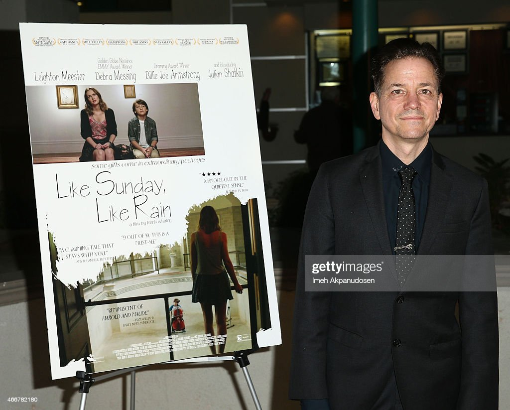 Director Frank Whaley attends the premiere of Monterey Media's 'Like Sunday, Like Rain' at Laemmle's Town Center 5 on March 18, 2015 in Encino, California.