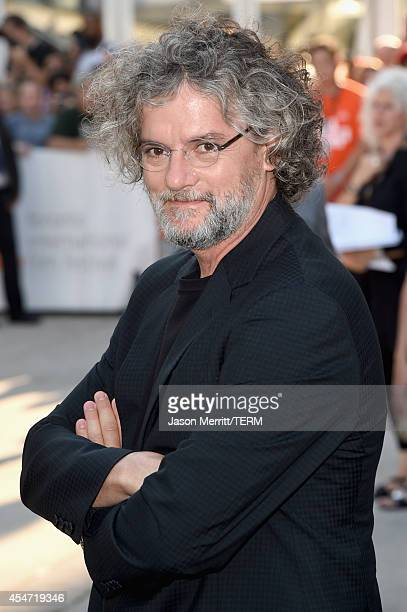 Director François Girard attends the Boychoir premiere during the 2014 Toronto International Film Festival at Roy Thomson Hall on September 5 2014 in...