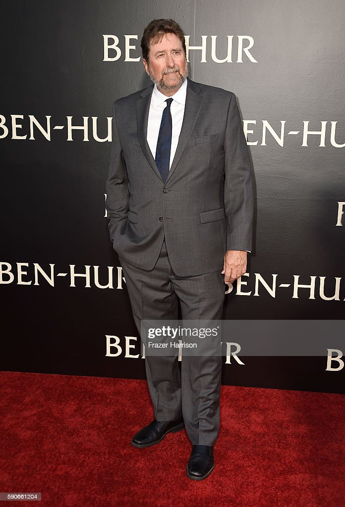 Ben-Hur LA Premiere - Arrivals : News Photo