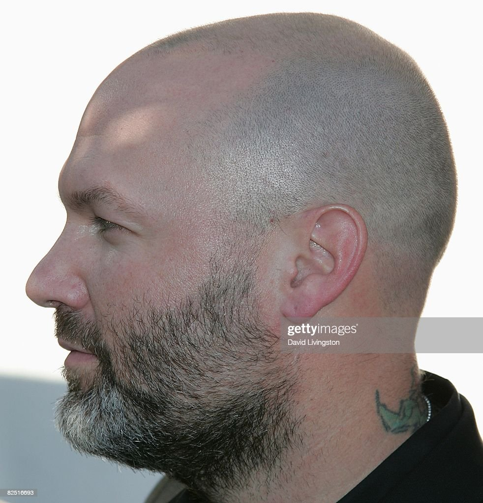 Director Fred Durst attends the world premiere of The Weinstein Company's 'The Longshots' at the Majestic Crest Theatre on August 20, 2008 in Westwood, California.