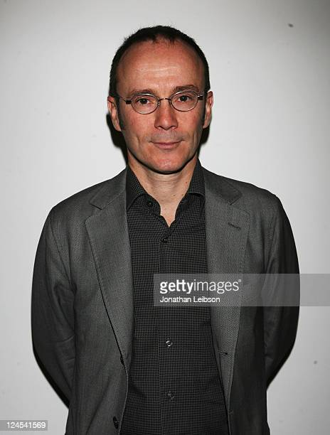 Director Fred Louf arrives at J'aime Regarder Les Filles Premiere at Jackman Hall during the 2011 Toronto International Film Festival on September 10...