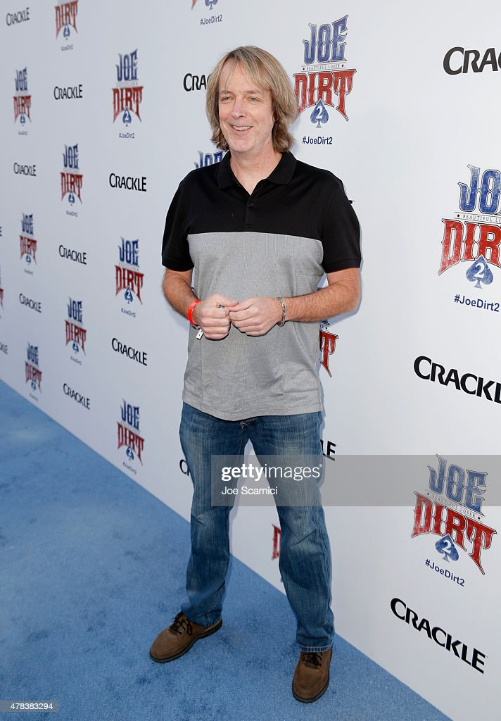 "World Premiere Of ""Joe Dirt 2: Beautiful Loser"" : News Photo"