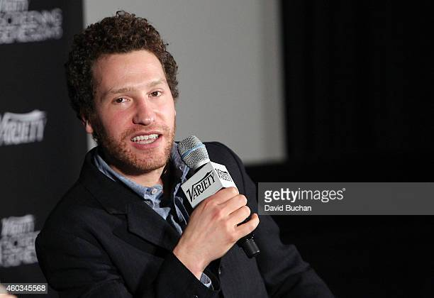 Director Gabe Polsky attends the screening of Red Army during the 2014 Variety Screening Series at ArcLight Hollywood on December 11 2014 in...