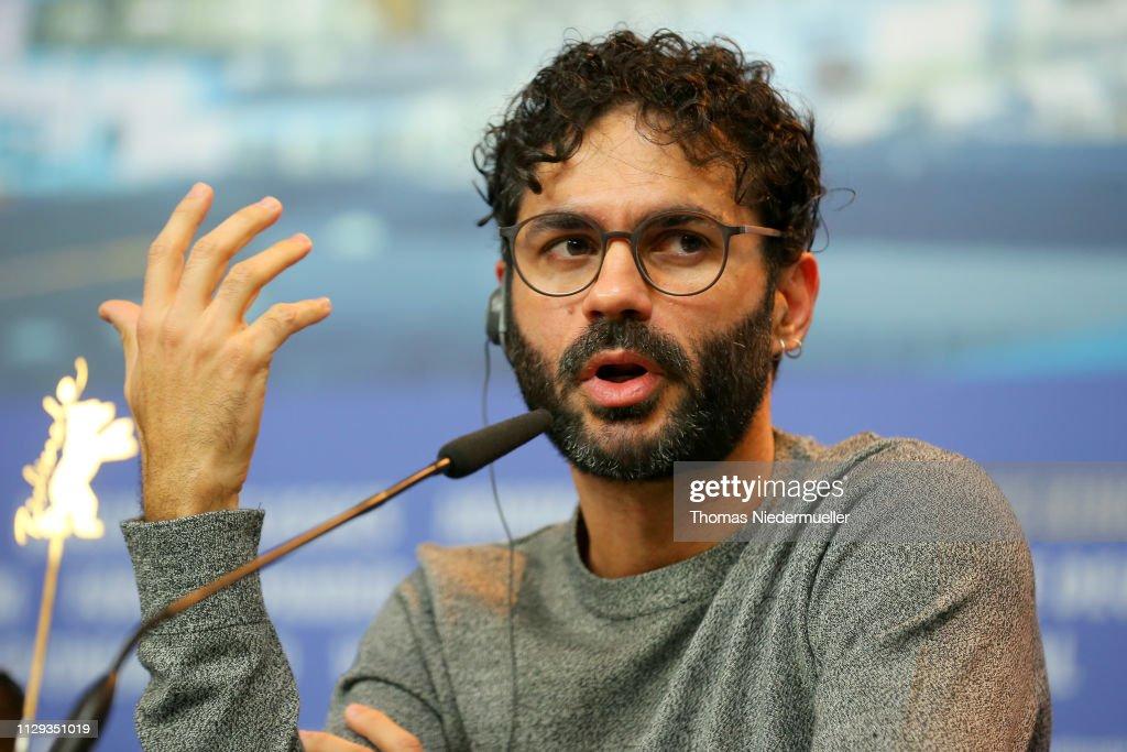 'Divine Love' Press Conference - 69th Berlinale International Film Festival : News Photo