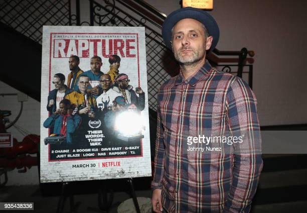 Rapture Netflix Original Documentary Series Special