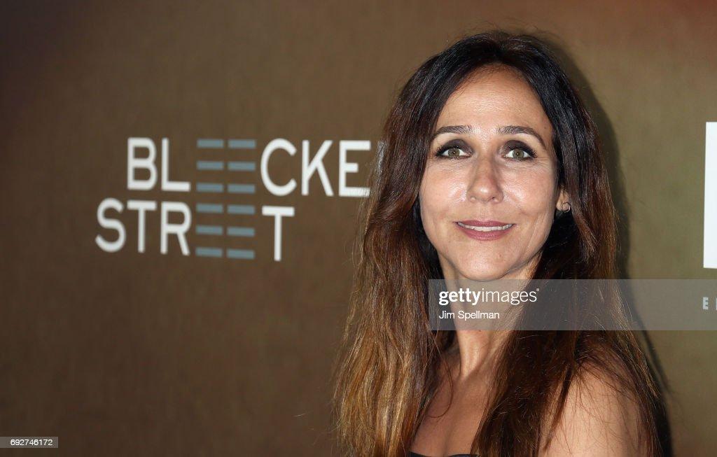 Director Gabriela Cowperthwaite attends the 'Megan Leavey' world
