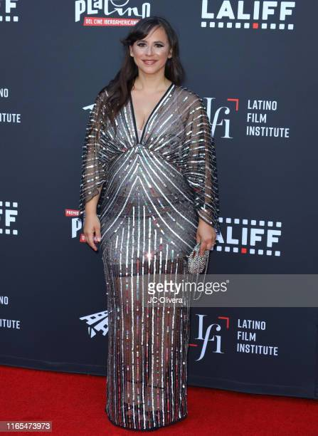 Director Gabriela Garcia Medina attends the 2019 Los Angeles Latino International Film Festival - Opening Night Premiere of 'The Infiltrators' at TCL...