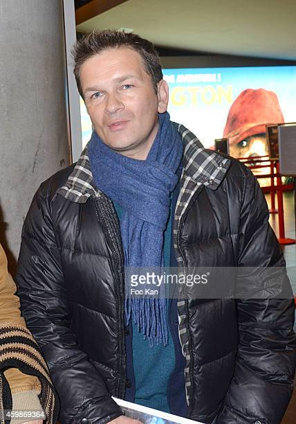 Director Gael Morel attends the 'Cheries Cheris' - LGBT 20th Festival - : Closing Ceremony At MK2 Bibliotheque on December 2, 2014 in Paris, France.