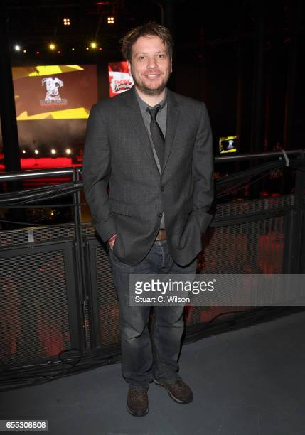 Director Gareth Edwards attends the THREE Empire awards at The Roundhouse on March 19 2017 in London England