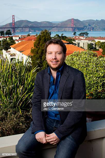 Director Gareth Edwards of Rogue One A Star Wars Story is photographed for Los Angeles Times on December 4 2016 in San Francisco California PUBLISHED...