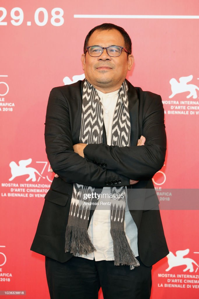 "ITA: ""Memories Of My Body (Kucumbu Tubuh Indahku)"" Photocall - 75th Venice Film Festival"
