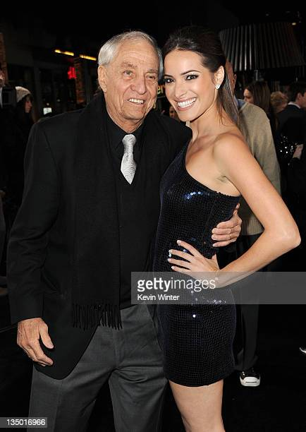 Director Garry Marshall and actress Jackie Seiden arrive at the premiere of Warner Bros Pictures' New Year's Eve at Grauman's Chinese Theatre on...
