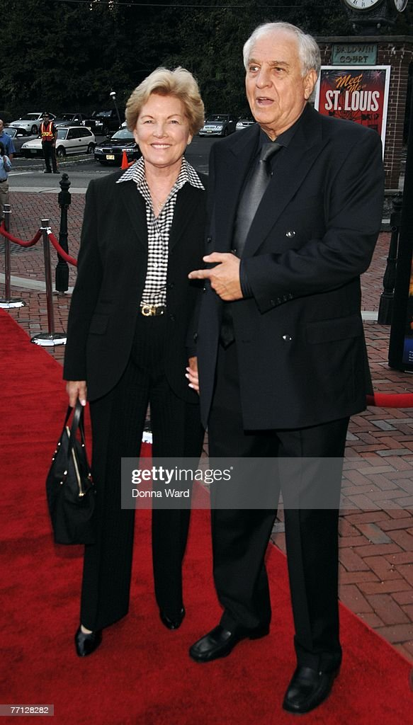 Director Garry Marshall and wife Barbara Marshall attend the debut performance of 'Happy Days' at The Paper Mill Playhouse on September 30, 2007 in Millburn, New Jersey.