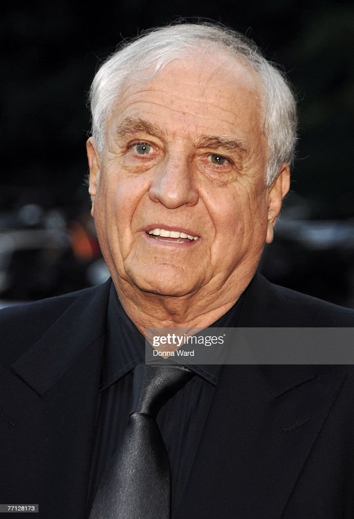 Director Garry Marshall attends the debut performance of 'Happy Days' at The Paper Mill Playhouse on September 30, 2007 in Millburn, New Jersey.