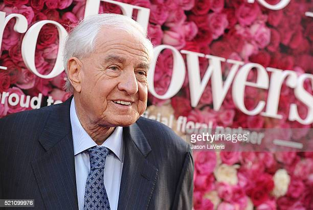 Director Garry Marshall attends the premiere of Mother's Day at TCL Chinese Theatre IMAX on April 13 2016 in Hollywood California