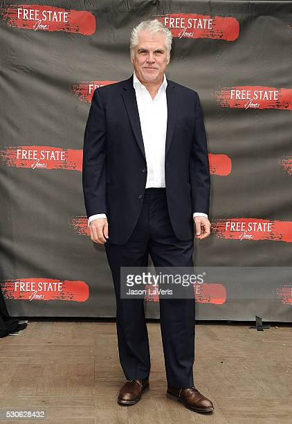 Director Gary Ross attends a photo call for Free State of Jones at Four Seasons Hotel Los Angeles at Beverly Hills on May 11 2016 in Los Angeles...