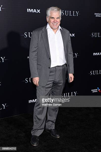 """Director Gary Ross attends the """"Sully"""" New York Premiere at Alice Tully Hall on September 6, 2016 in New York City."""