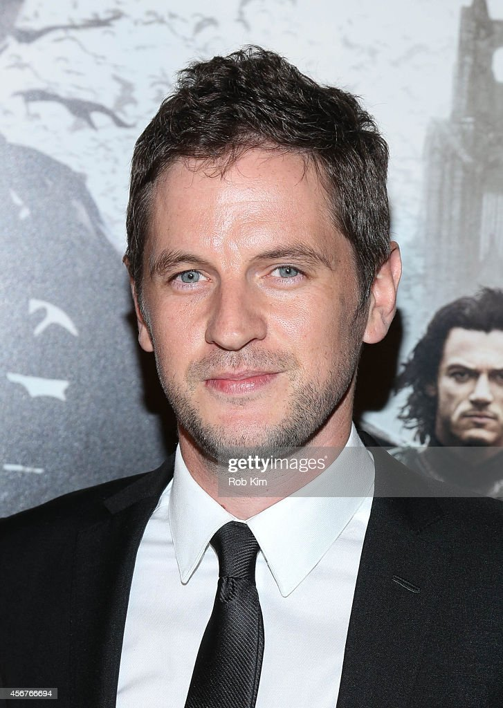 Director Gary Shore attends 'Dracula Untold' New York Premiere at AMC Loews 34th Street 14 theater on October 6, 2014 in New York City.