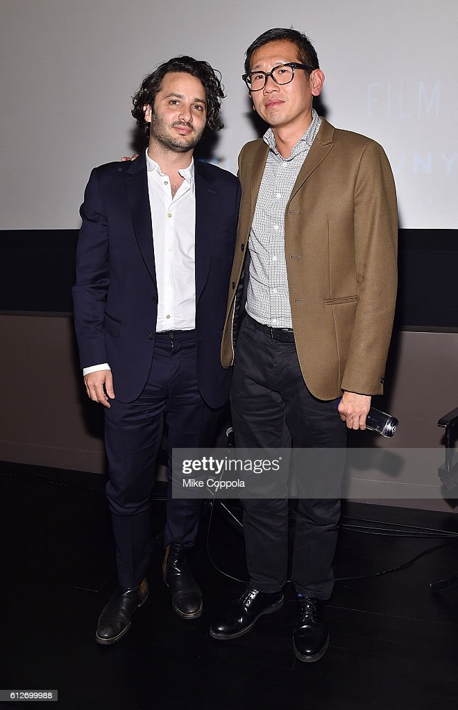 "54th New York Film Festival - ""Kekszakallu"" Intro and Q&A"